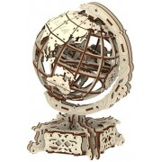 WOODEN CITY Wereldbol Houten 3D Puzzel - 2020