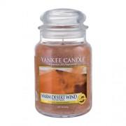 Yankee Candle Warm Desert Wind 623 g vonná sviečka unisex