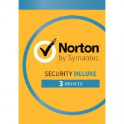 NortonLifeLock Security Deluxe 2020 - 3 Geräte - 1 Jahr - PC/Mac/iOS/Android - Download, Aktivierungscode