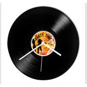 Ceas de perete - Retro Vinyl - Party Time