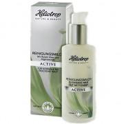 Heliotrop Leche limpiadora Active para pieles normales y secas