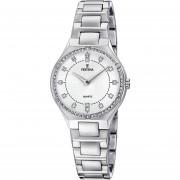 Reloj F20225/1 Plateado Festina Mujer Acero Clasico Festina