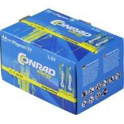 Set 24 baterii alcaline AA Conrad energy