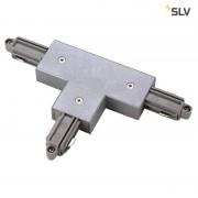 SLV T-verbinder GRIJS 1-fase railverlichting