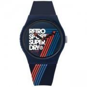 Унисекс часовник Superdry - Urban Retro, SYG181U