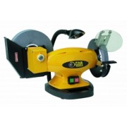 Polizor de banc combinat, Far Tools, FT-110235, CBG 150/200B, 400W, disc 200mm