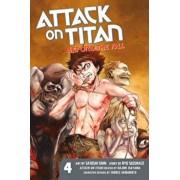 Attack on Titan: Before the Fall, Volume 4, Paperback/Hajime Isayama