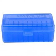 BERRY'S 403 BLUE AMMO BOX (38/357) 50RD
