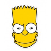 The Simpsons - Maska Bart