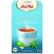 Taoasis GmbH Natur Duft Manufaktur YOGI TEA Klarer Geist Bio Filterbeutel 17X1.8 g