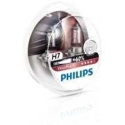 Becuri auto cu halogen pentru far Philips Vision Plus +60% H7 12V 55W Kft Auto