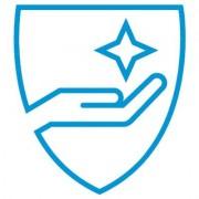 HP 4 års service nästa arbetsdag på plats med skydd mot oavsiktliga skador – endast för tablet av gen. 2