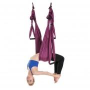 1 ud. Bandas de resistencia para hamaca Yoga antigravedad, dispositivo tracción aérea, equipo colu