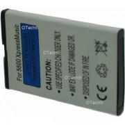 Otech Batterie de téléphone portable pour NOKIA 5800 / BL-5J 3.7V Li-Ion 900 / 1400mAh