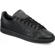 ADIDAS ORIGINALS STAN SMITH W Sneakers For Women(Black)
