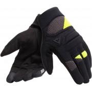 Dainese Fogal Unisex Handskar Svart Gul XL