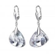 Luxe - Cercei de argint Preciosa (Crystal)