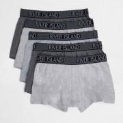 River Island Mens Grey metallic hipster multipack - Size L (EU)