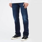 Diesel Men's Larkee Straight Jeans - Blue - W30/L32 - Blue