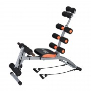 [pro.tec]® Six Pack Care Домашен уред за тренировка на цялото тяло 57 x 102,5 x 85,5 см