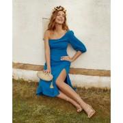 Lady Pipa Vestido Josefina azul