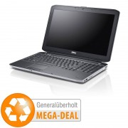 """Dell Latitude E5530, 39,6 cm/15,6"""", Core i5, 8 GB, 320 GB (generalüberholt)"""
