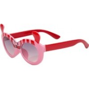 Kidofash Cat-eye Sunglasses(For Boys & Girls)