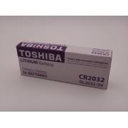Toshiba CR2032 / DL2032 baterie litiu 3V