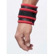 Mister B Neoprene Wrist Wallet Armband Black/Red 341030