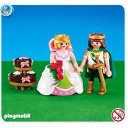 Playmobil Royal Couple with Wedding Cake 6238