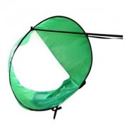 Electroprime® Green Kayak Instant Popup Wind Paddle Sail Kit - Easy Canoe Sailing 118cm