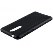 Wave Case for Nokia 8 - Nokia Soft Cover (Black)