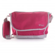 Bolso Route Travel Messager W Morado Large Lippi