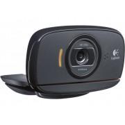 Logitech C525 HD-webcam 1280 x 720 pix Standvoet, Klemhouder