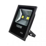 PROIECTOR LED SLIM 100W Lumina Rece