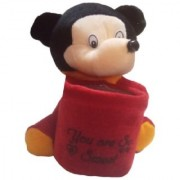 Ultra Soft Mickey Pen Stand Holder