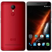 "EY ELEPHONE A8 3G Quad Core Smartphone 5.0 ""1GB RAM + 8GB ROM Fingerprint EU Plug-red"