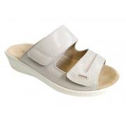 Komfort Style Nõi tépõzáras Bézs papucs 5020