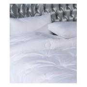 Edredón nórdico blanco 240x220 - Edredón cama 160 cm - Edredón invierno 350 gr.