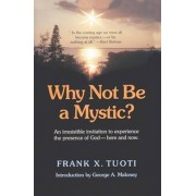 Why Not Be a Mystic: An Irresistible Invitation to Experience the Presence of God Here and Now, Paperback/Frank Tuoti