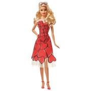 Barbie baba díszdobozban