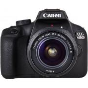 Digitalni foto-aparat Canon EOS 4000D, Set (Sa 18-55 DC III), Crna