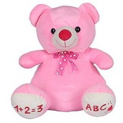 Ultra Adorable Teddy Bear 15 Inches - Pink