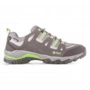 Zapato Puelo CS Low Gris / Verde Lippi