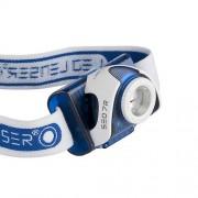 Lanterna profesionala pentru cap Led Lenser SEO7R, 220 lumeni, 130 m
