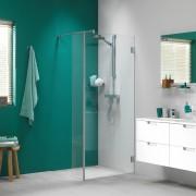 Get Wet Inloopdouche I AM A1 88x30x200 cm Chroom