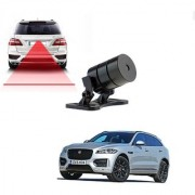 Auto Addict Car Styling Anti Collision Safety Line Led Laser Fog Lamp Brake Lamp Running Tail Light-12V Cars For Jaguar F-Pace