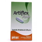 Gelcaps Artiflex forte 40 tabletas 1000mg.