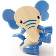 Hape Mini-mals Bamboo Elephant Play Figure