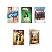Set 5 Filme Comedie DVD